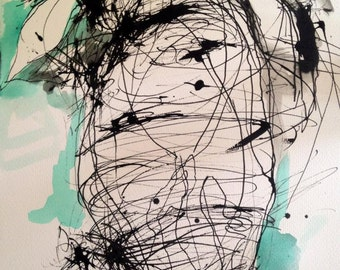 Nest of LOVE ~ original artwork