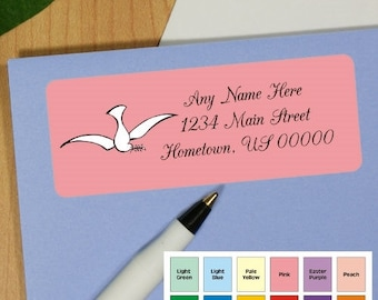 Personalized Icon Address labels