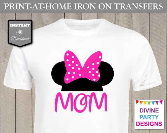 printer iron on transfer paper instructions