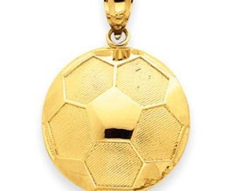 Soccer Ball Charm (JC-663)