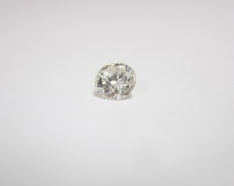 Round Cut 0.43 Carat Loose Diamond