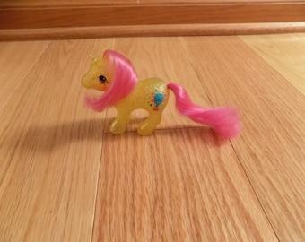 My Little Pony Baby Gusty Baby Sparkle Ponies Unicorn Pony G1 Vintage Hasbro 1980's MLP Ponies Horses Babies
