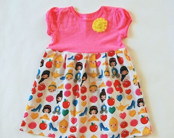 yellow dress toddler like jasmine