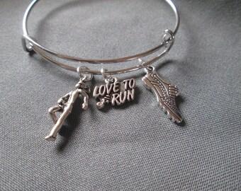 Adjustable Running Bracelet