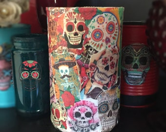 day of the dead - sweet vintage design