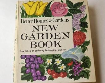 Better Homes and Gardens New Garden Book 1961