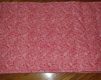 Floral scrolls placemat (set of 6)