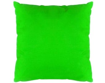 Fast Shipping/Light Green Color Canvas Pillow Cover /Housewarmin gift/Home decor/Modern houses/Modern home textile