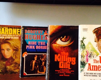 Set of 4 paperbacks