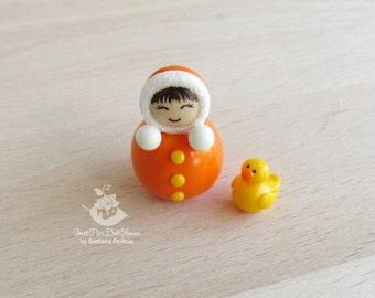 A set of miniature toys