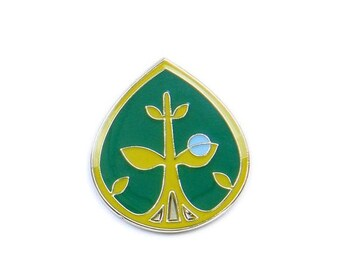 ON SALE Plant Badge
