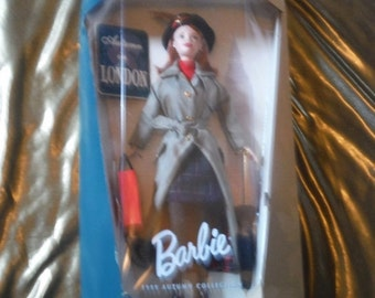 ON SALE TODAY Barbie City Seasons Collector   Edition Autumn in London