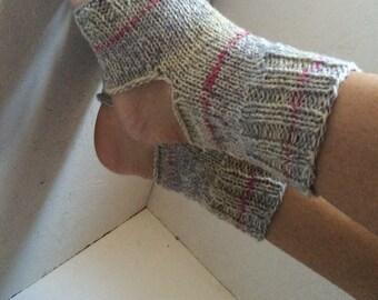 women multicolors Yoga Socks Hand Knit Pilates Socks  Socks Dance Socks Slipper Socks Women  Socks