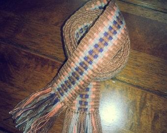 Inkle woven band/sash