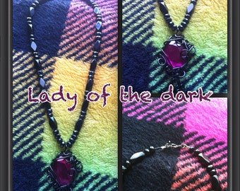 Lady of the dark