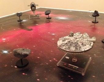 Star Wars X-Wing Miniatures Asteroids