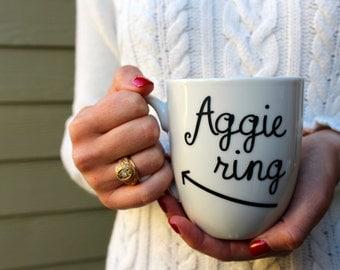 Aggie Ring Mug