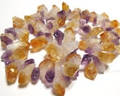 Amethyst or Citrine Point -- Crystal, Wiccan, Healing, Paranormal, Reiki - Gorgeous!
