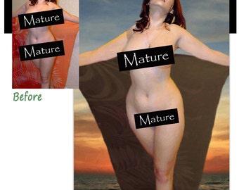 Erotic listing