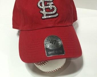 St. Louis Cardinal 47 Adjustable Soft Baseball Hat