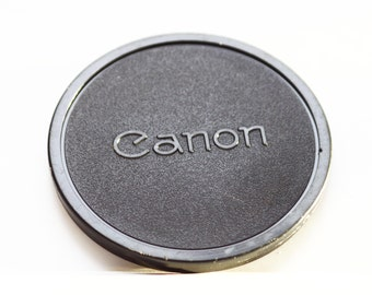 Canon Body Cap / FD FL Mount / For 35mm Film SLR Camera