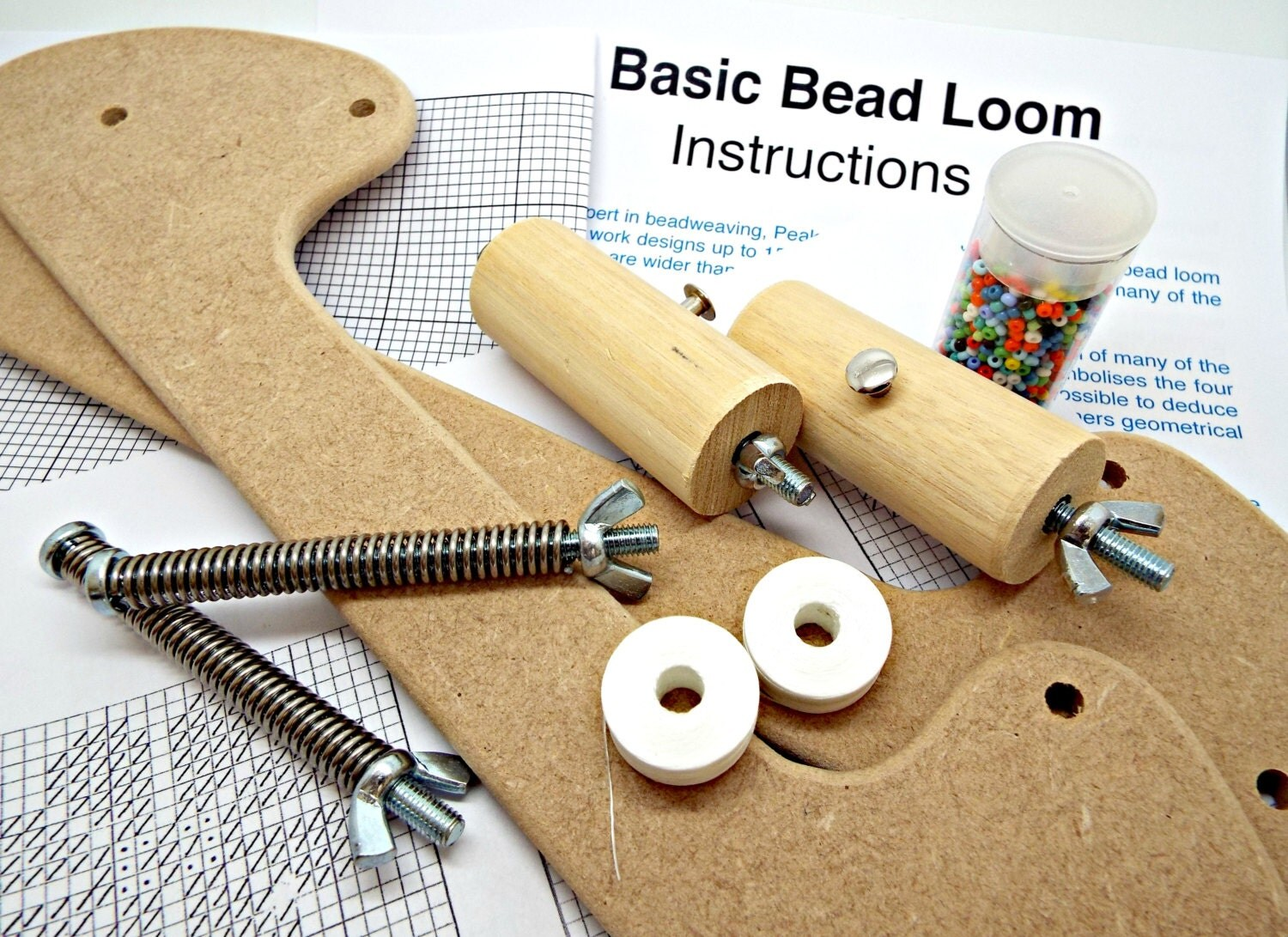 il_fullxfull.1067193611_mi2o Homemade Bead Loom Plans on hair combs diy loom, homemade paper beads, handmade beaded bracelets on loom, homemade loom for scarves, homemade wood loom, beading loom,