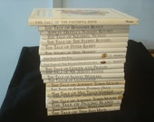 Set of 21 Beatrix Potter Books of mixed ages with DJs