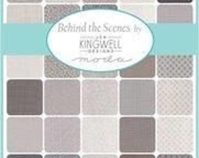 Behind the Scenes - 30 x 1/4yd Bundle
