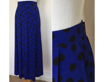 Polka Dot Vintage Skirt