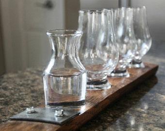 Professional Whiskey Flight/ Bourbon Flight/ Scotch flight/ Whiskey Flight/whiskey/whisky/whisky flight