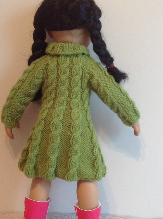 Knitting Patterns For Our Generation Dolls : Dolls Fashion clothes knitting pattern. 18