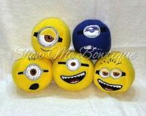 Henchman 4 Panel Stuffed Balls