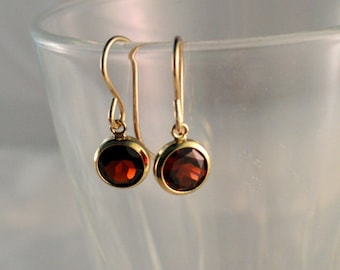 "Shop ""garnet jewelry"" in Earrings"