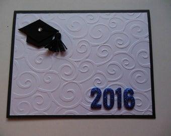 Graduation Card, High School Graduation Card, College Graduation Card, 8th Grade Graduation Card, Spanish Graduation Card