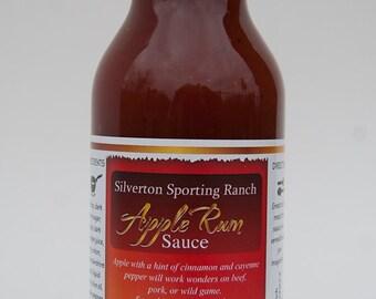 Apple Rum BBQ Sauce