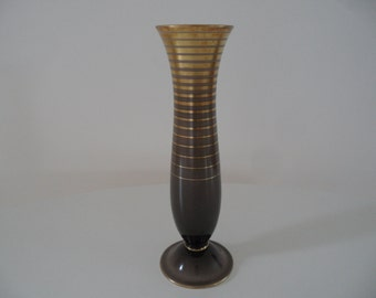 Fürstenberg vase,porcelain vase,Fürstenberg porcelain,Vintage vase,Vintage porcelain,Fürstenberg porcelain vase,german porcelain vase