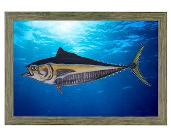 Blue fin Tuna Prints