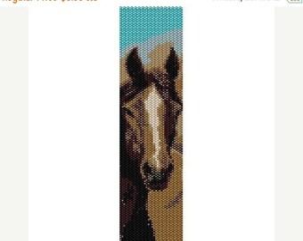 SALE Instant Download Beading Pattern Peyote Stitch Bracelet Chocolate Beauty Seed Bead Cuff