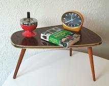 original sixties kidney shaped coffee table  ##SALE##