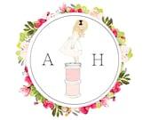Custom Logo Illustration and Branding