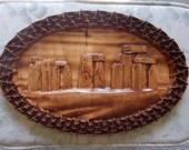 Wood Wall Art Decor ~ Sto...