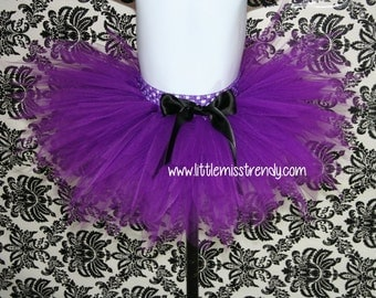 Purple Tutu, Purple Halloween tutu, Halloween Tutu Skirt, Girls Purple Tutu, Purple Tutu Skirt, Girls Purple Tutu Skirt, Halloween