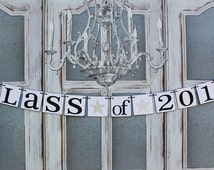 2016 GRADUATION Banners - CLASS OF 2016 Signs - Custom School Colors - Photo Booth - Graduating class