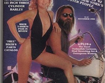 SUPERCYCLE NOVEMBER 1982/ VOLUME 6, no. 6