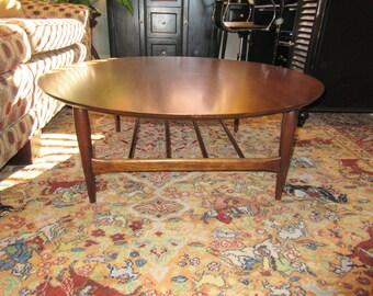 BASSET MID CENTURY Round Coffee Table