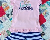 Girl's Back to School Outfit