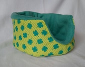 St. Patrick's day cozy cuddle cup