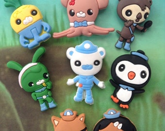 Octonauts Mini Magnets!