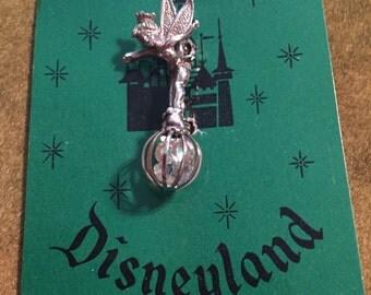 Disneyland Tinkerbell Vintage Pin Pendant New