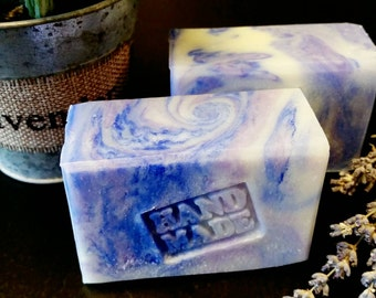 All Natural Hungarian Lavender Luxury  Soap